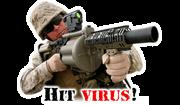 Antivirus gratis dan kunci untuk mereka